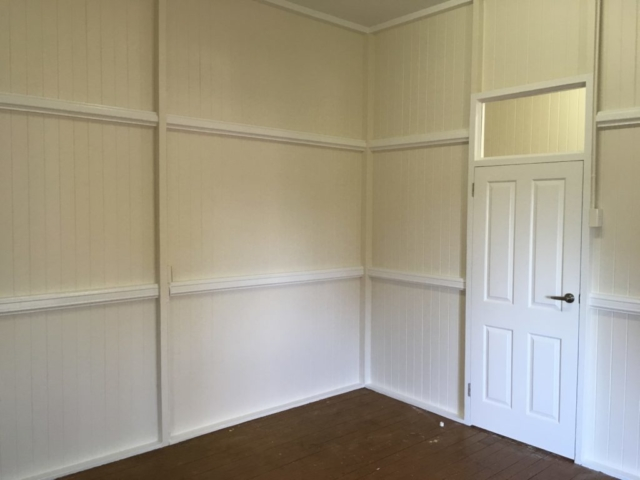 Old Queenslander Room